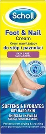 Scholl Foot And Nail Cream 60ml