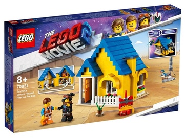 KONSTRUKTOR LEGO MOVIE 70831