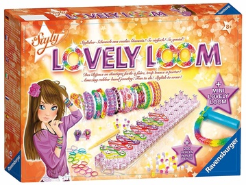 Ravensburger Creative Kit Lovely Loom 18290