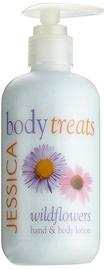 Jessica Body Treats Wildflowers Hand and Body Lotion 245ml
