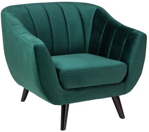 Fotelis Signal Meble Elite Velvet 1, 83 x 68 x 91 cm, žalia