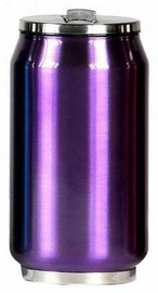 Yoko Design Isotherm Tin Can Shiny Purple S