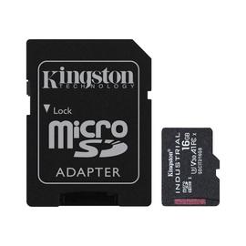 Mälukaart Kingston UHS-I, 16 GB