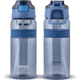 Бутылка для воды Lamart LT4058, синий, 0.7 л