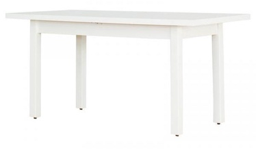 Valgomojo stalas Bodzio S71 White, 1600x760x790 mm
