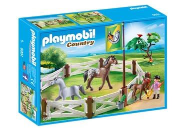 Konstruktorius Playmobil Country, arklių aptvaras, 6931