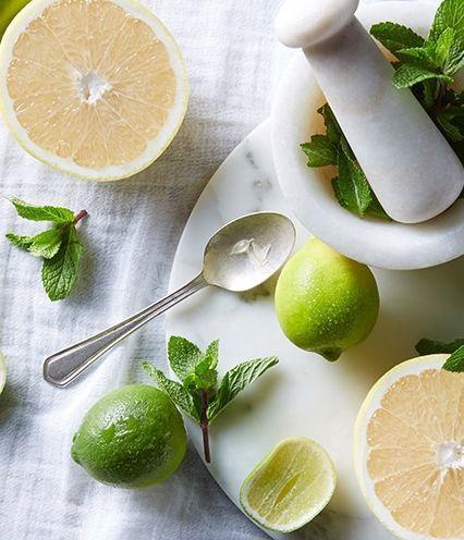 Grace Cole Fragrant Candle 200g Grapefruit, Lime & Mint