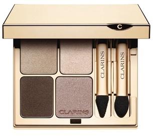 Clarins Eye Quartet Mineral Eyeshadow Palette 5.6g 13
