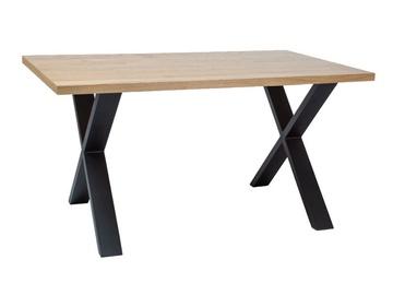 Pusdienu galds Signal Meble Xaviero II, 1800x900x780 mm