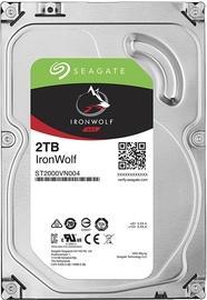 Seagate IronWolf HDD NAS 4 x 2TB 5900RPM SATA3 64MB ST2000VN004X4