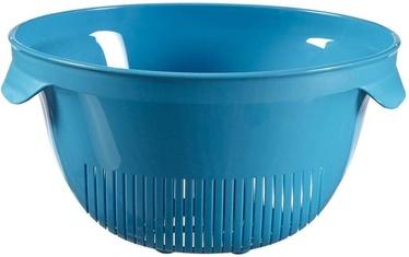 Curver Colander Kitchen Essentials Blue