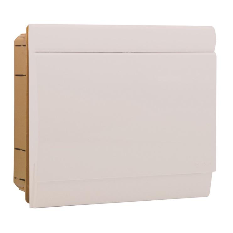 Potinkinė automatinių jungiklių dėžutė Technova, 10 modulių
