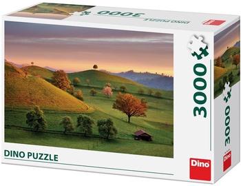 Puzle Dino Fabulous Sunrise, 3000 gab.