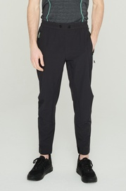 Audimas Tapered Fit Pants 2111-448 Black 176/M