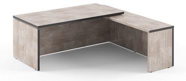 Skyland TST 2020 Right Executive Desk 200x200cm Canyon Oak