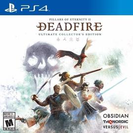 Pillars of Eternity II Deadfire Ultimate Edition PS4
