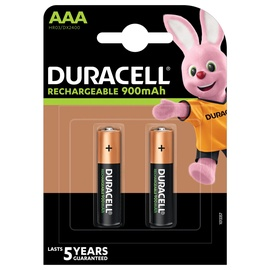 Kraunami elementai Duracell AAA 850 mAh, 2 vnt.