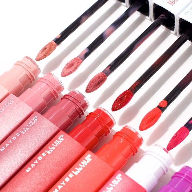 Maybelline Super Stay Matte Ink Liquid Lipstick 5ml 05