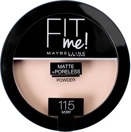 Maybelline Fit Me! Matte + Poreless Powder 14g 115