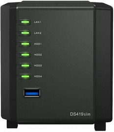 Synology DiskStation DS419slim 4TB