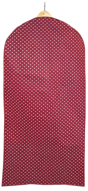 Ordinett Clothing Bag 60x135cm Bordeaux