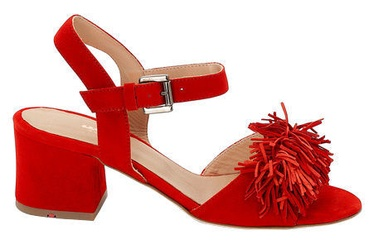 Lloyd Sandals 18-733-03 Poppy Red 37.5