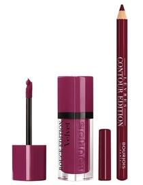 BOURJOIS Paris Rouge Edition Velvet 7.7ml 14 + Contour Lip Liner 1.14g 05