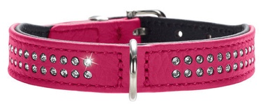 Hunter Collar Diamond Petit 40 Pink