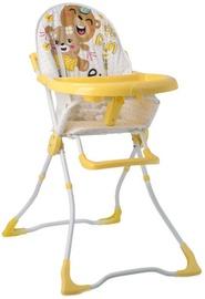 Bertoni Lorelli Feeding Chair Marcel Yellow Bears