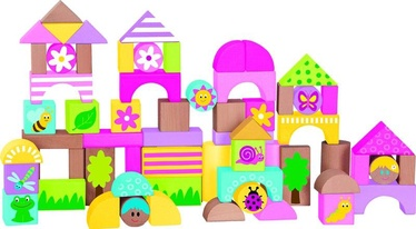 Woodyland Toddler Picture Blocks Trendy