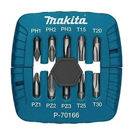 Makita P-70166 Set 10pcs