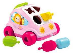 Smoby Cotoons Shape Sorter Car 211118