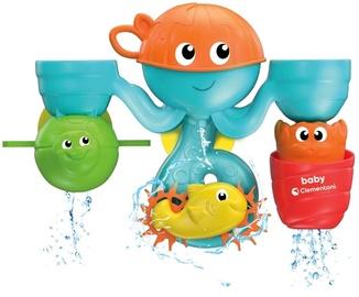 Игрушка для ванны Clementoni Baby Fun Friends Waterpark Set