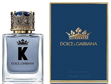 Tualetes ūdens Dolce & Gabbana K By Dolce & Gabbana 50ml EDT