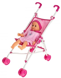 Smily Play Bambolina Amore Doll And Stroller