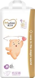 Подгузники Mulimi M, M, 46 шт.