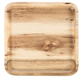 Home4you Cutting Board Hard Wood 20x20cm