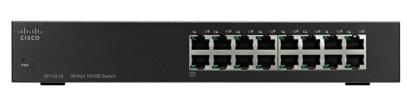 Cisco SF110D-16