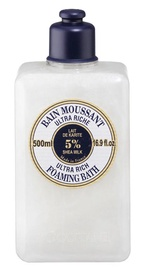 L´Occitane Shea Milk Ultra Rich Foaming Bath 500ml