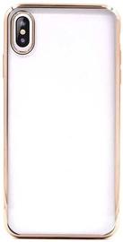 Чехол Devia Glitter Soft for iPhone XS Max, прозрачный