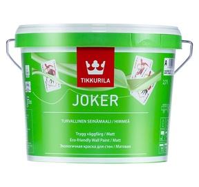 Dažai Tikkurila Joker, C bazė, pusiau matiniai,  2,7 l