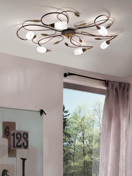 Griestu lampa Eglo Gerbera 1, 6X40WG9+6L