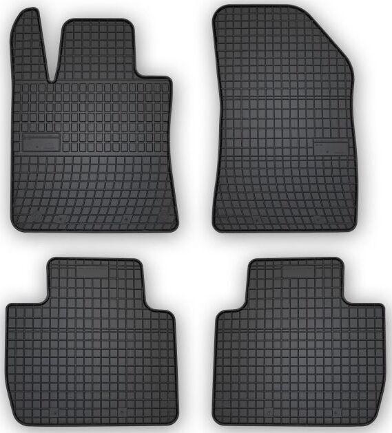 Автомобильные коврики Frogum Peugeot 508 II Rubber Floor Mats