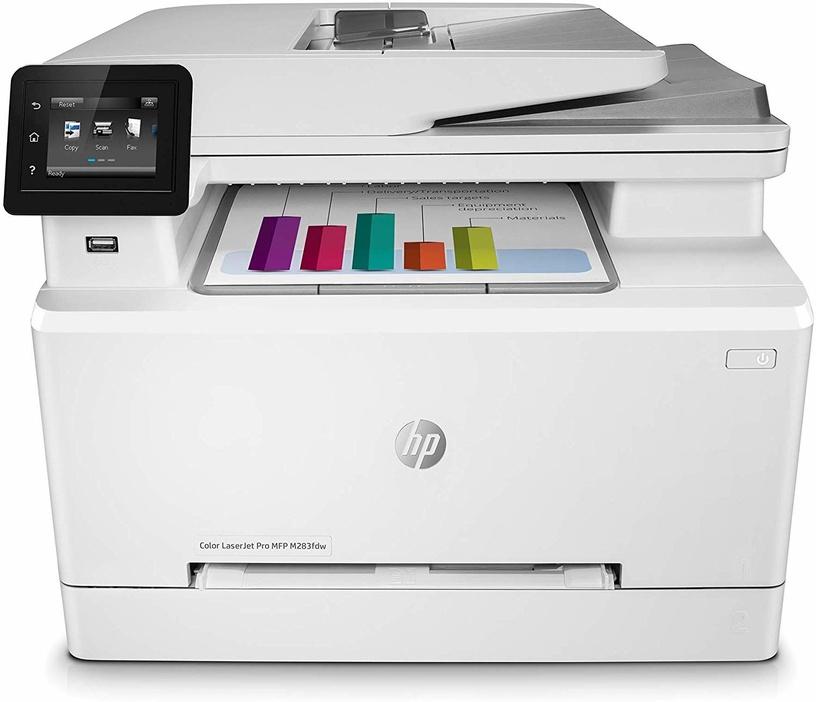 Daugiafunkcis spausdintuvas HP M283fdw, lazerinis, spalvotas
