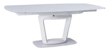 Signal Meble Claudio Table 140x100cm White