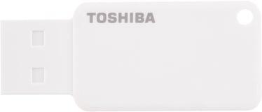 Toshiba U303 TransMemory 64GB USB 3.0 White