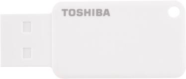 USB atmintinė Toshiba U303 TransMemory White, USB 3.0, 64 GB