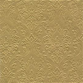Susy Card Napkin 33 x 33cm Gold 11091402