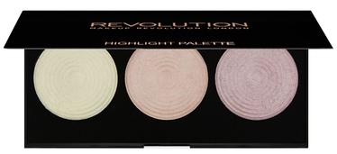 Makeup Revolution London Highlighter Palette 15g Highlight