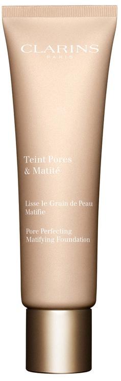 Clarins Teint Pores & Matite Pore Perfecting Matifying Foundation 30ml 02
